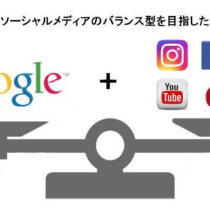検索からのアクセス以外にソーシャルメディアからのアクセスを増やしましょう!