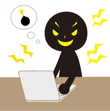 SNSは狙われやすい! SNS上の人と人の繋がりを悪用する手口に注意!