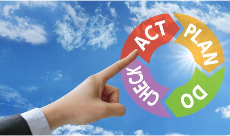 小さな会社がホームページで成功する為に絶対知っておきたい運用改善のPDCAサイクル
