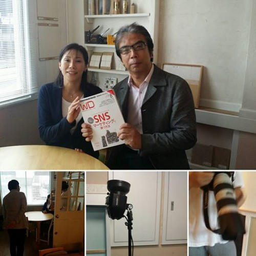 さくらリフォームさんと弊社がマイナビさんよりインタビュー取材を受けました。