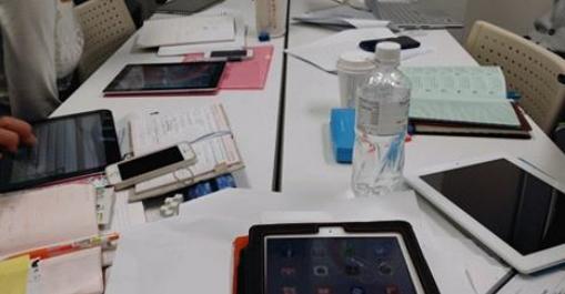 中小企業経営者やお店のオーナー向けにソーシャルメディア実践勉強会を実施しました。