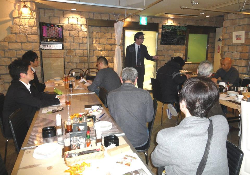 川崎で店舗オーナー向けにインスタグラムセミナーを行いました。