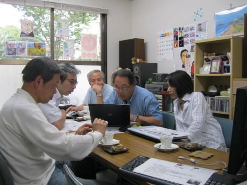川崎の整体院にコンサルティング指導に行ってきました。